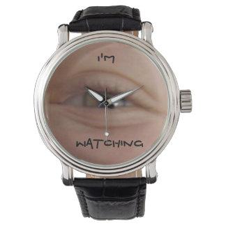 """目""の腕時計 腕時計"