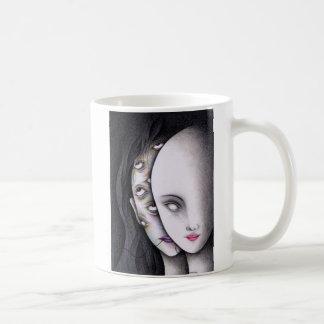 目 コーヒーマグカップ