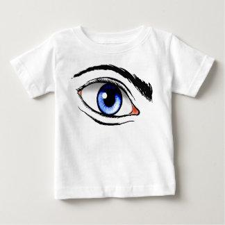 目 ベビーTシャツ