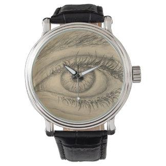 目 腕時計