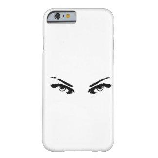 目 BARELY THERE iPhone 6 ケース