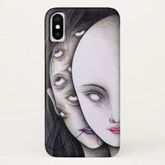 目 iPhone X ケース