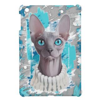目(Sphynx猫)の天国 iPad Mini Case