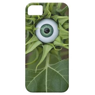 目ris植物 iPhone 5 ケース
