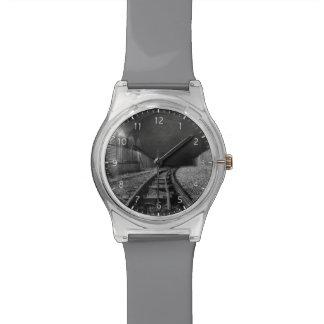 盲目のカーブ 腕時計