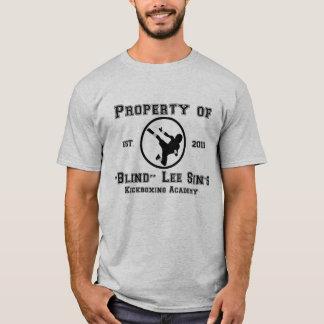 盲目の罪のKickboxing Tシャツ