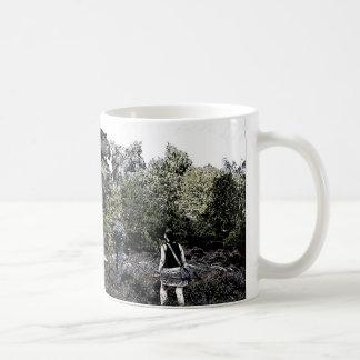 直面Tレックスと コーヒーマグカップ
