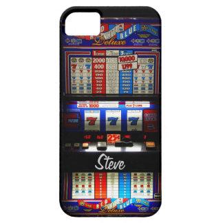 相場師のためのラスベガスのスロットマシン iPhone SE/5/5s ケース