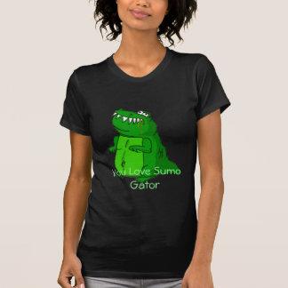 相撲のわにTシャツ(レディース) Tシャツ
