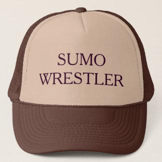 相撲のレスリング選手のトラック運転手の帽子 キャップ
