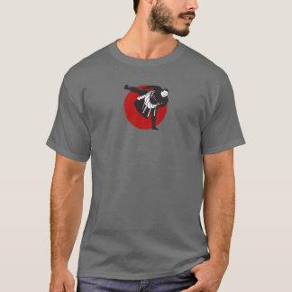 相撲の円 Tシャツ