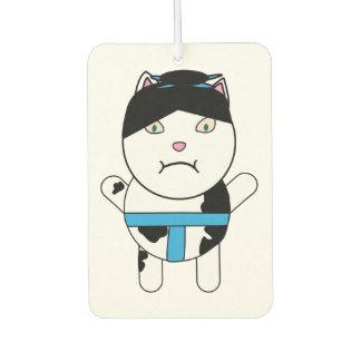 相撲の子猫 カーエアーフレッシュナー