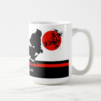 相撲 コーヒーマグカップ