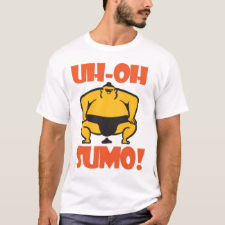相撲! Tシャツ