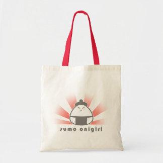 相撲Onigiri トートバッグ