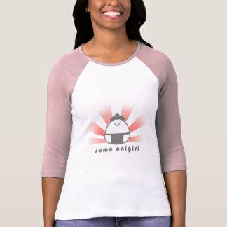 相撲Onigiri Tシャツ
