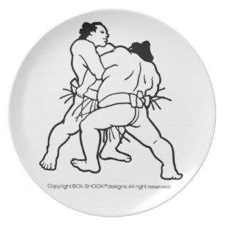 相撲sumou プレート