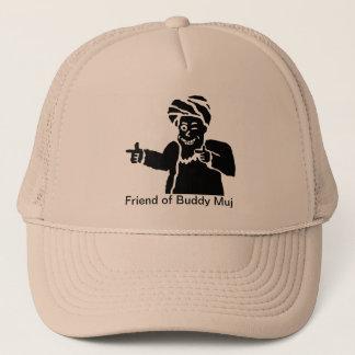 相棒のMujの帽子の友人 キャップ