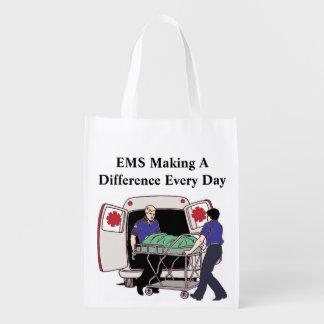 相違のエコバッグを毎日作るEMS エコバッグ