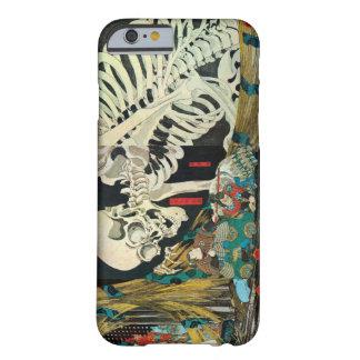 相馬の古内裏、魔法使い、Kuniyoshiが処理する国芳の骨組 Barely There iPhone 6 ケース