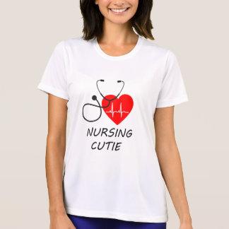 看護のかわいこちゃん-看護 Tシャツ