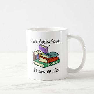 看護学生 コーヒーマグカップ