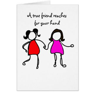 真の友達 カード