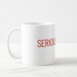 真剣にローカルマグ コーヒーマグカップ