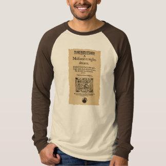 真夏の夜の夢のQuartoへの前部部分 Tシャツ