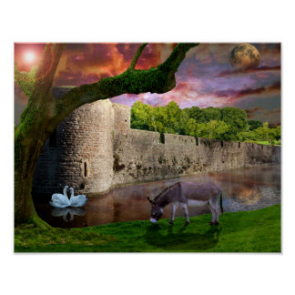 真夏の夜の夢 ポスター