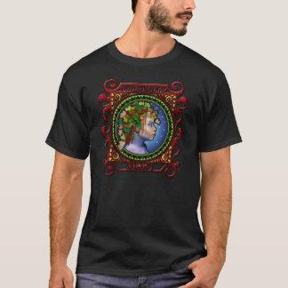 真夏の夜の黒T Tシャツ