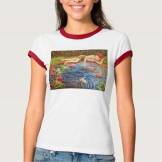 真夏の空想 Tシャツ