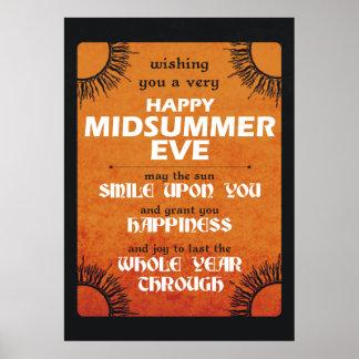真夏イブ幸せなポスター ポスター
