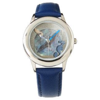 真夜中のおもしろい 腕時計