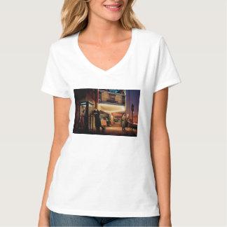 真夜中のマチネー Tシャツ