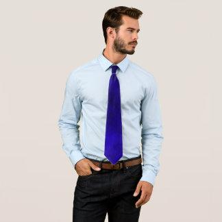 真夜中の青い水彩画 オリジナルネクタイ