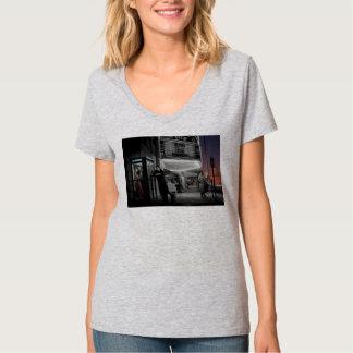 真夜中 Tシャツ