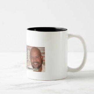 真実のコーヒー・マグ ツートーンマグカップ