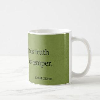 真実のマグ コーヒーマグカップ