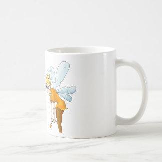 真実の妖精のコーヒー・マグ コーヒーマグカップ
