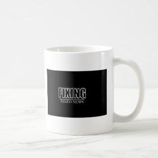 真実を飲むこと コーヒーマグカップ