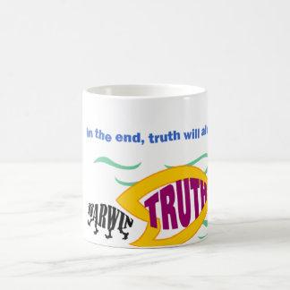 真実 コーヒーマグカップ