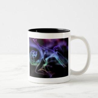 真実…錯覚 ツートーンマグカップ