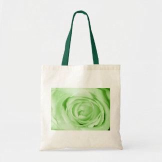 真新しい緑の保存日付 トートバッグ