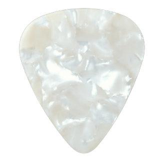 真珠のセルロイドのギターピック パールセルロイド ピック