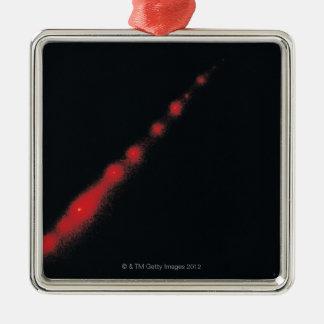 真珠の彗星の一連 メタルオーナメント