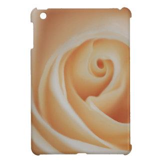真珠の白いバラ iPad MINI CASE