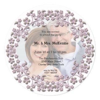 真珠の結婚記念日 カード