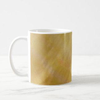 真珠母は金ゴールドにある調子を与えます コーヒーマグカップ