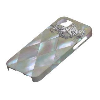真珠色のドラゴン iPhone SE/5/5s ケース